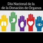 Día Nacional de la Donación de Órganos y Tejidos